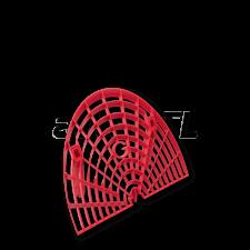 Grit Guard® Washboard - Vermelho